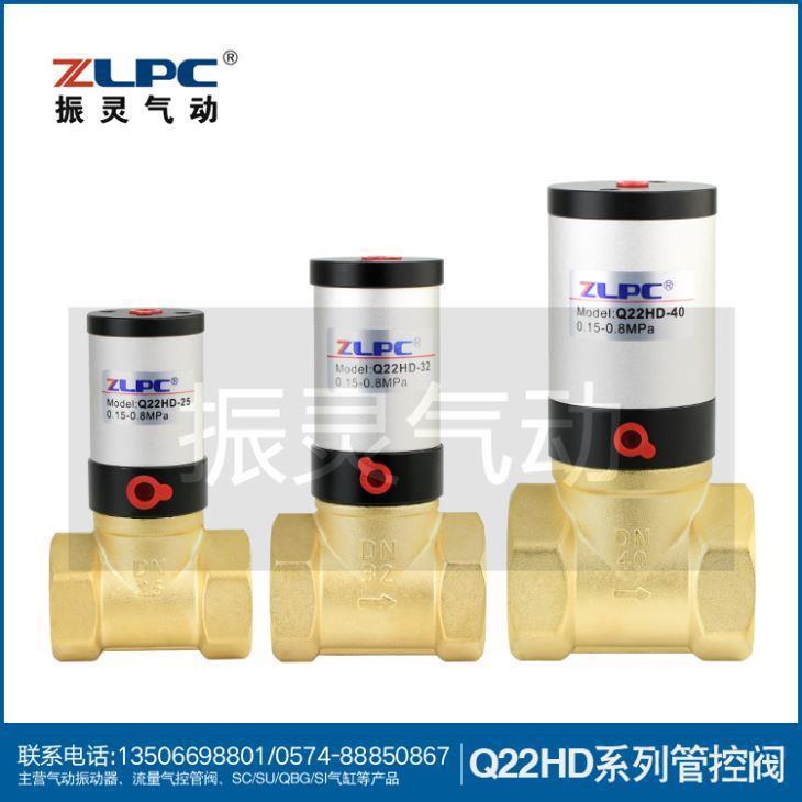 Q22HD сери¤ регулирующего клапана
